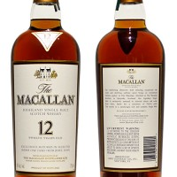 the macallan 12 year bottle