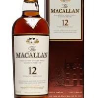 the macallan 12 year bottle box