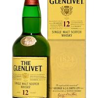 the glenlivet 12 year bottle box